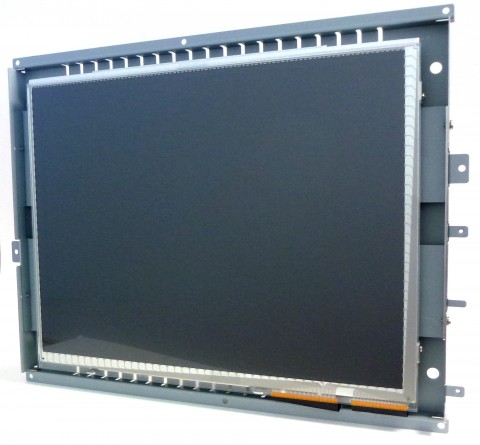 15 in Touch Screen Monitor w P-Cap Screen | Reverse Compatible Touchscreen Monitors