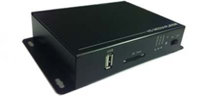 MP-1080N digital signage player front view