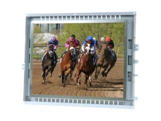 15-in open frame display monitor front view