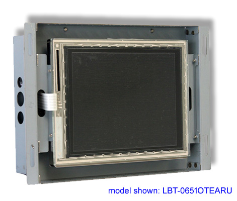 LCD open frame touch screen monitor