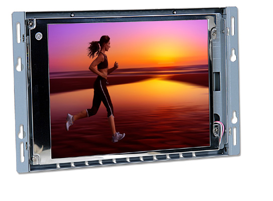 8 inch LCD touch screen open frame monitor