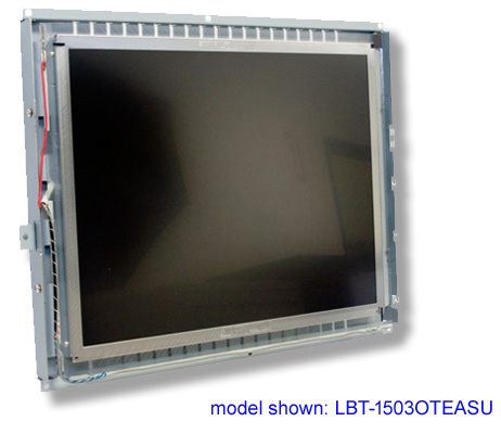 LCD SAW open frame touch screen monitor