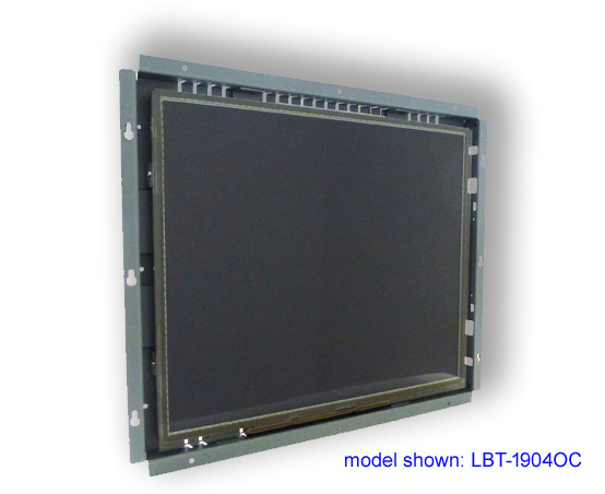 LCD PCAP open frame touch screen monitor