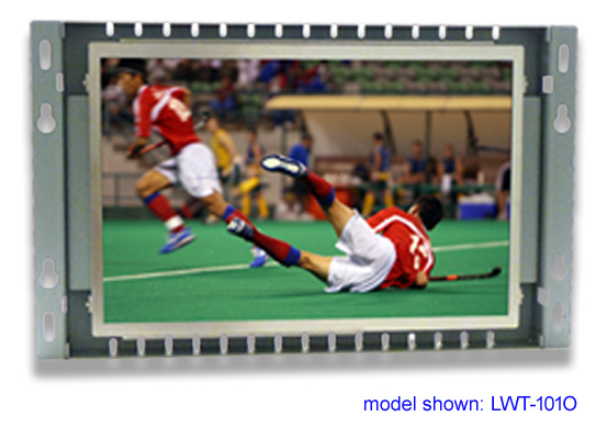 10 inch LCD open frame monitor