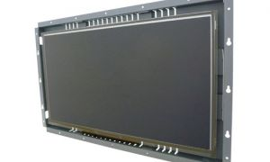 21.5-in PCAP industrial touch screen display monitor front view